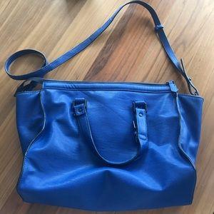 Zara Bright Blue Bag